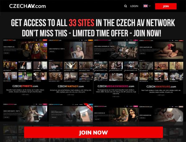 Czech AV Sale