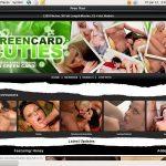 Greencardcuties.com Free Online