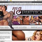 TS Pantyhose Porn Review