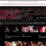 Doing It Online Porno