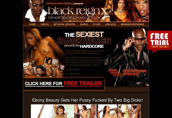 Free Blackreignx.com Accounts Premium