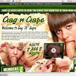 Get Free Gag-n-Gape Account