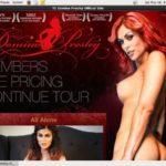 TS Domino Presley Login Info