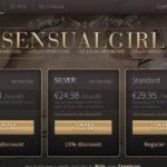 Login Girl Sensual Free