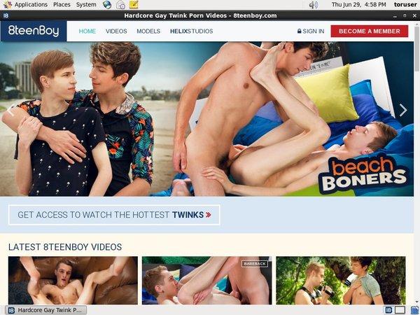 8teenboy.com Paypal?