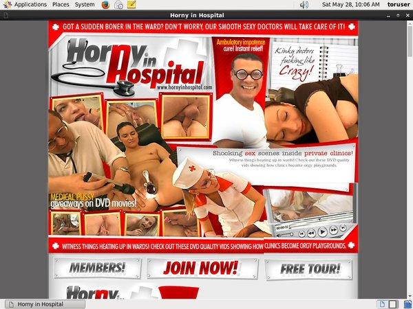 Hornyinhospital.com Archives