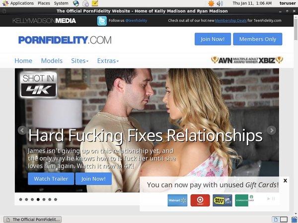 Porn Fidelity Full Scene