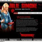 Trial Simone Julie