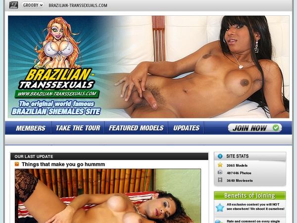Brazilian Transsexuals With Webbilling.com