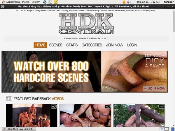 Join HDK Central