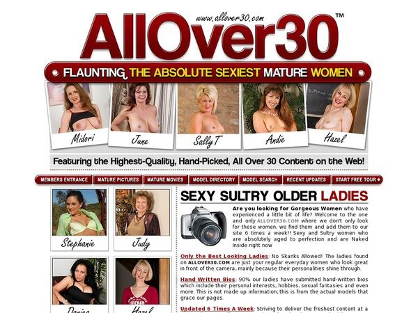 All Over 30 Original Jpost