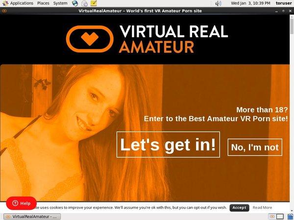 Free Virtual Real Amateur Promo