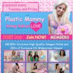 Plastic Mommy Discount Vendo